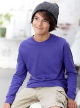 Super Soft Youth Long Sleeve T-Shirt
