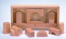 Architect Wooden Blocks
