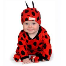 Baby Lady Bug Outfit