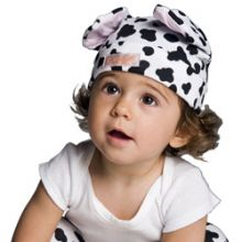 Cute Newborn-Baby Cow Outfit
