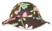 Toddler's Beach Hat (Color: Blossoms 2T)